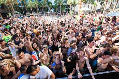 Also: Catch Stafford Brothers at Encore Beach Club, Travis Barker at Drai's, David Guetta at XS and more.