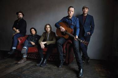 Isbell plays the House of Blues at Mandalay Bay on March 16.