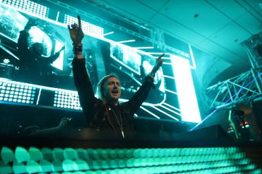 David Guetta is among Ultra's headliners.