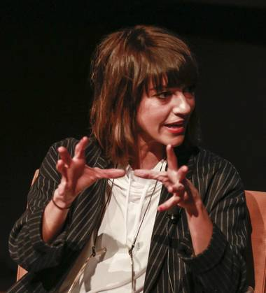 Filmmaker Ana Lily Amirpour.