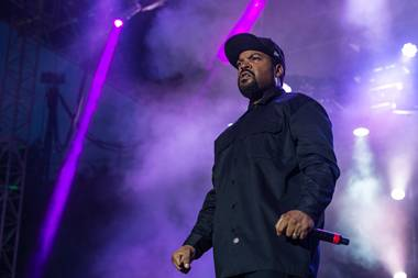 Cube headlines the Las Vegas West Fest at Orleans Arena.