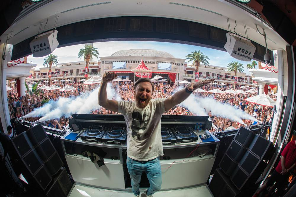 David Guetta At Encore Beach Club Virgil Abloh Xore Shows This Week