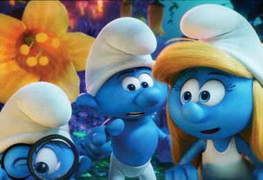 The storyline introduces a whole group of new merchandising-ready Smurfs when a hidden village of Smurf ladies pops up.