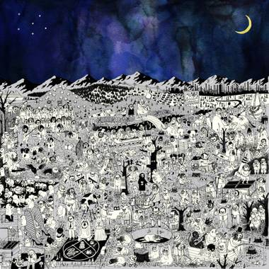 If only Father John Misty's albums were half as interesting as the man himself.