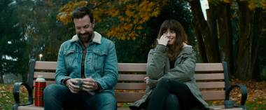 Jason Sudeikis and Anne Hathaway are monsters.