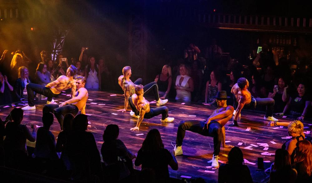 Meet Magic Mike Live A Male Revue Made To Empower Women