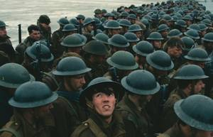 "This image released by Warner Bros. Pictures shows a scene from ""Dunkirk."""