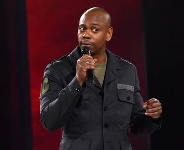 Put the phone down! It's Chappelle time.