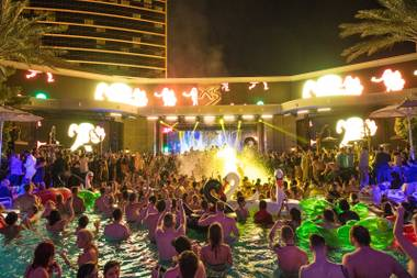 Nightswim Grand Opening with the Chainsmokers at XS, May 7