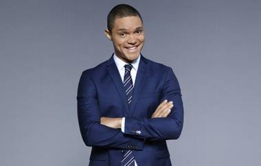 Trevor Noah performs at the Mirage on May 12 and 13.