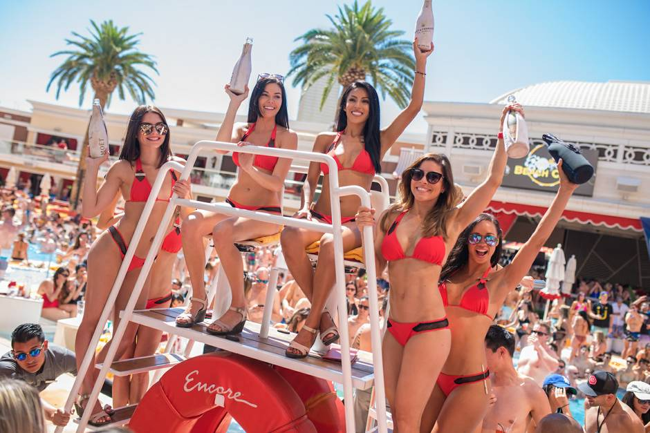 Diplo At Encore Beach Club May 12