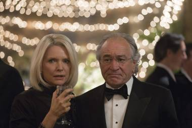 The most impressive performance comes from Michelle Pfeiffer as Madoff's wife, Ruth.