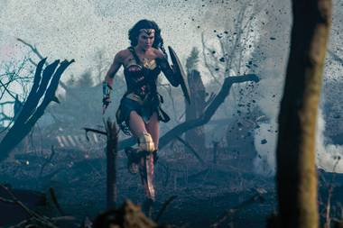 It's a bit surprising that the movie around her is mostly a success, given how much of a mess DC has made of its efforts to launch a superhero cinematic universe.