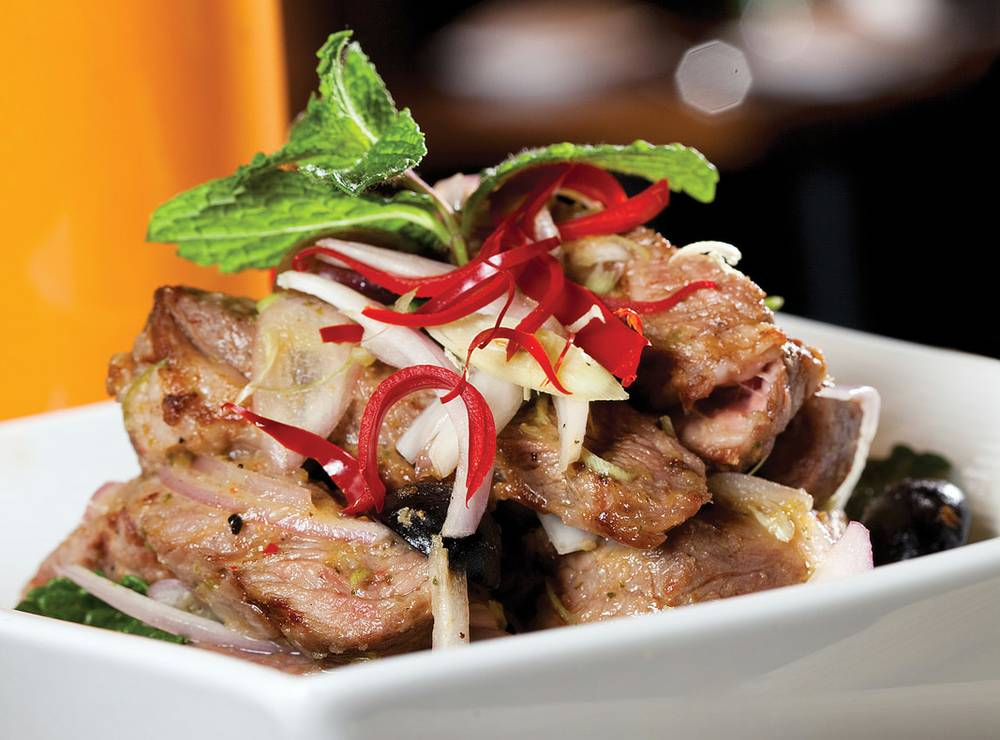 Image & The Slanted Door will bring fresh flavors to the Strip - Las Vegas ...