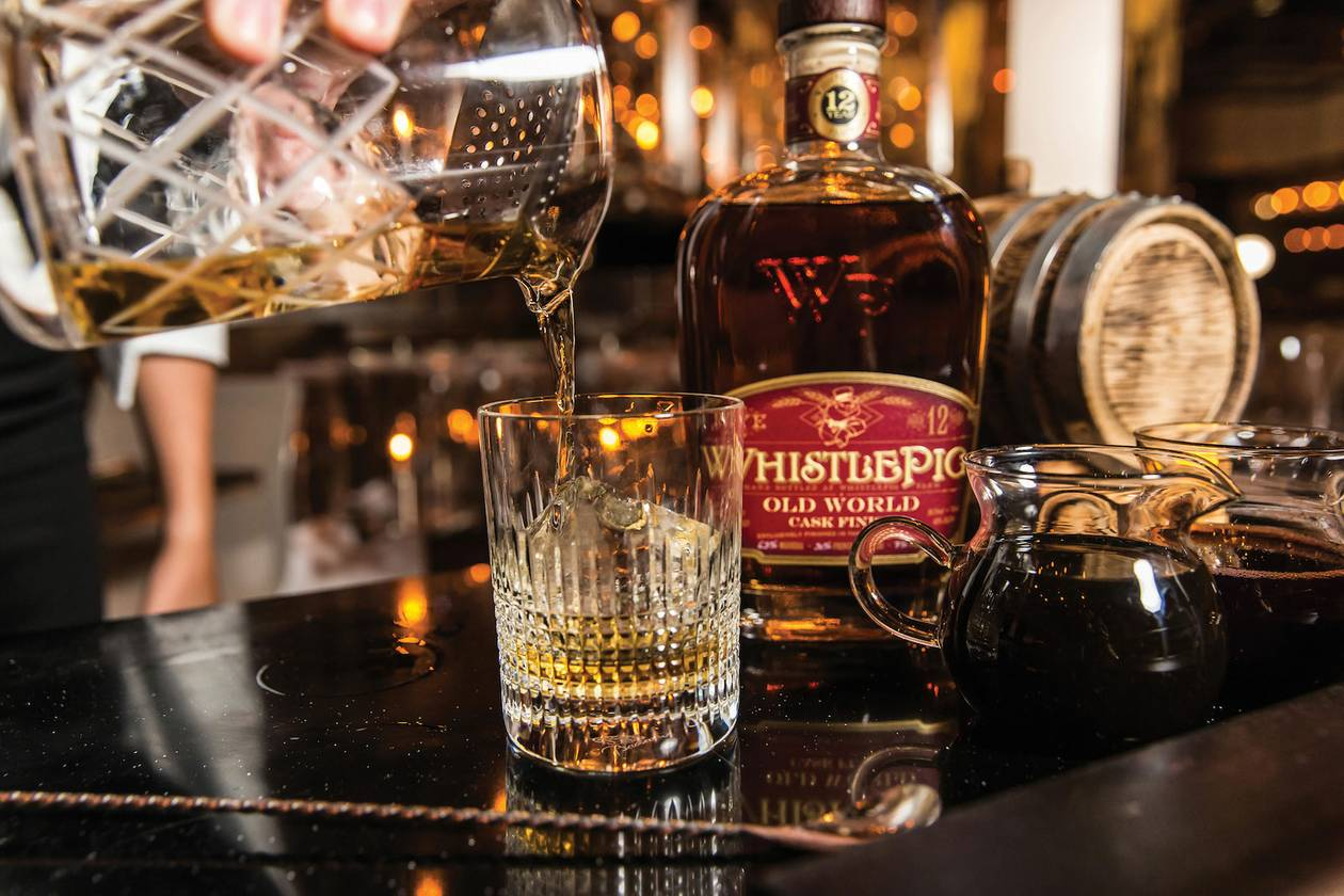 Founded in 2007, WhistlePig has only been available in Nevada since March.