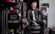 Whited has circled the world umpteen times over, parlaying his role as drum tech for The Killers into similar gigs with Death Cab for Cutie and Bruce Springsteen.