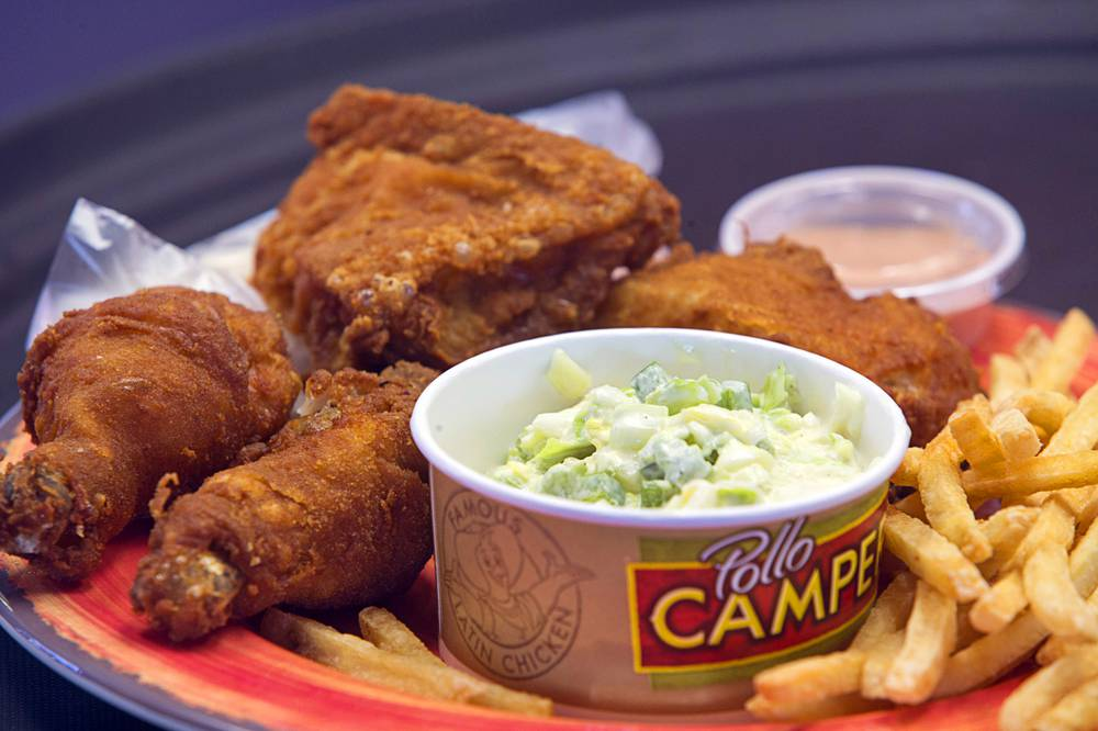 Pollo Campero out-birds that other chicken chain - Las Vegas Weekly