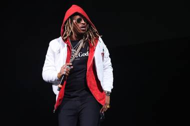 Future won't stop touring; he starts the HNDRXX tour July 8 at Summerfest.