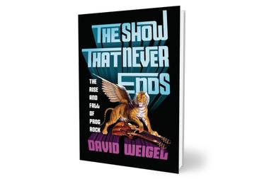 The Show That Never Ends is a music wonk's delight, full of anecdotes about how bands formed, fell apart and regrouped.