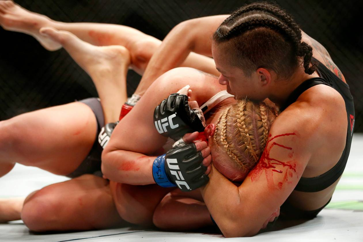 Amanda Nunes has effectively retired the two most famous female fighters in history in her past two fights.