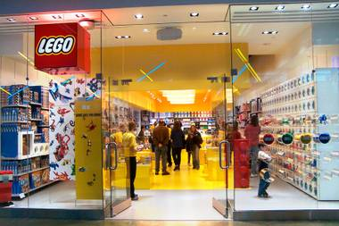 From Legos to Leica cameras, you know where to go.