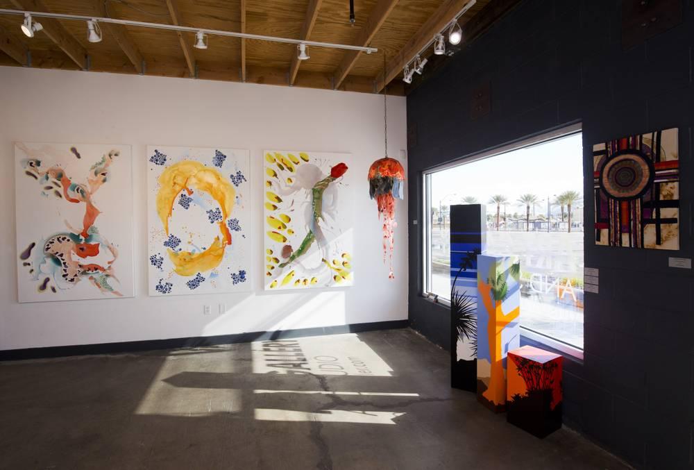 Fine Line Design Art Gallery : Best new art gallery priscilla fowler fine las