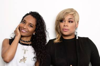 This year Chilli and T-Boz released a 12-track collection that serves as a proper farewell.