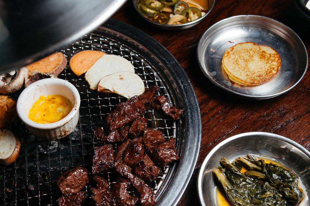 Hobak Korean BBQ brings another stellar option to Chinatown - Las