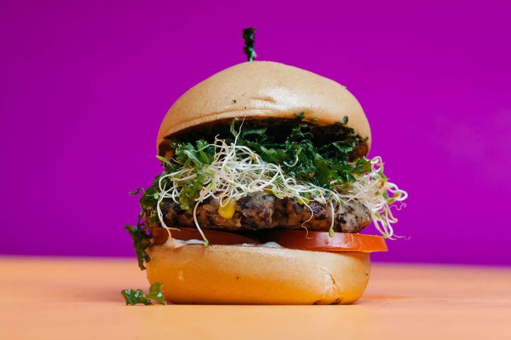 Violette s vegan goes beyond the typical meatless menu for Stage cuisine vegan