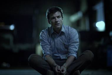 Jason Bateman plays a Chicago financial planner with a wife and two kids who also happens to be a longtime money-launderer for a Mexican drug cartel.