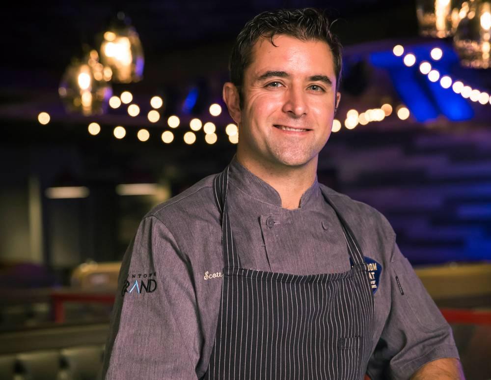 scott commings won season 12 of hells kitchen before he ended up in las vegas - Hells Kitchen Season 12