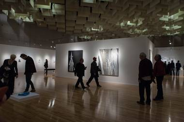 Funds are being raised to bring more field-trippers to the campus art museum.