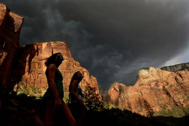 Zion National Park is considering new solutions for overcrowding.