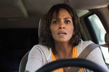 Halle Berry strains to carry the movie, not quite selling Karla's anguish via the TV-movie-level dialogue.