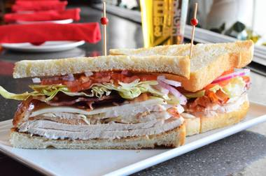 It's sandwich season all the time at the Venetian eatery.