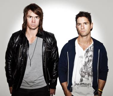 The Stafford Brothers return to their Wynn Nightlife residency at Intrigue this weekend.
