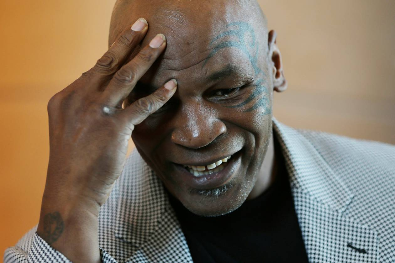 Iron Mike's new version of his one-man show at MGM Grand shares stories from his life beyond the ring.