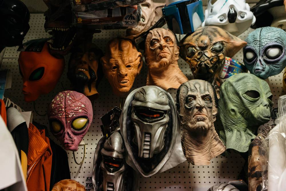 five places to scare up a halloween costume in las vegas - Las Vegas Halloween Costume