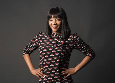 Haddish brings the funny to the Mirage.