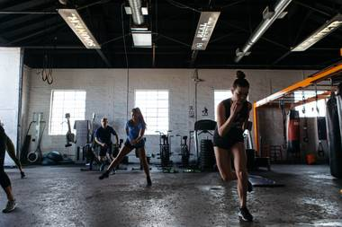 """We wanted a gym that was a community, where [people] could grow in life."""