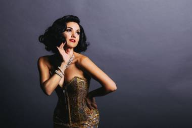 The petite burlesque star with the big, soulful voice pops up all over town to support her fellow performers.