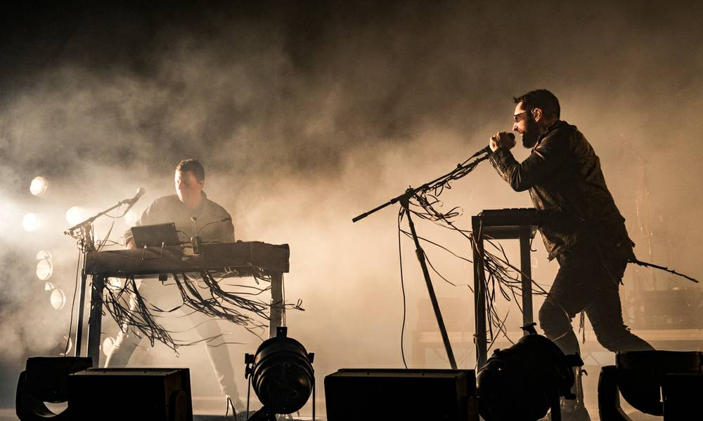 Five thoughts: Nine Inch Nails at the Joint (October 20) - Las Vegas ...