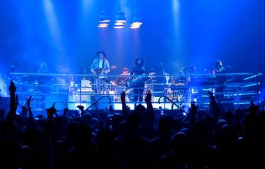 Arcade Fire, performing Sunday, October 22 at Mandalay Bay Events Center.
