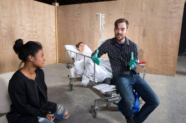 "Co-director Joseph Kucan doesn't want you to think that a play about terminal illness is ""as terrifyingly horrific as it sounds."""
