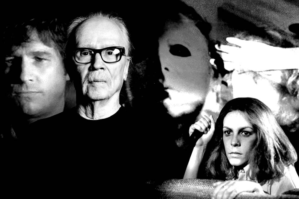 John Carpenter steps from behind the camera to the front of the stage - Las  Vegas Weekly