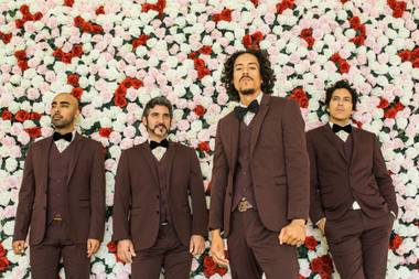 Guitarist Carlos Arévalo talks soul power, At the Drive-In and more.