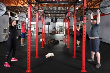 Branded One CrossFit focuses on the disabled servicemen and women of Southern Nevada.