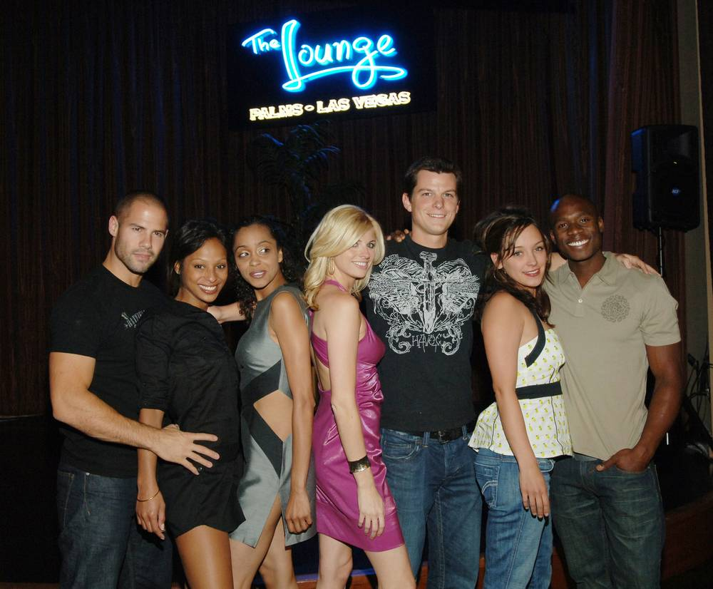 The Cast Of Original Real World Las Vegas Reunited For A Seven Episode Miniseries In 2007