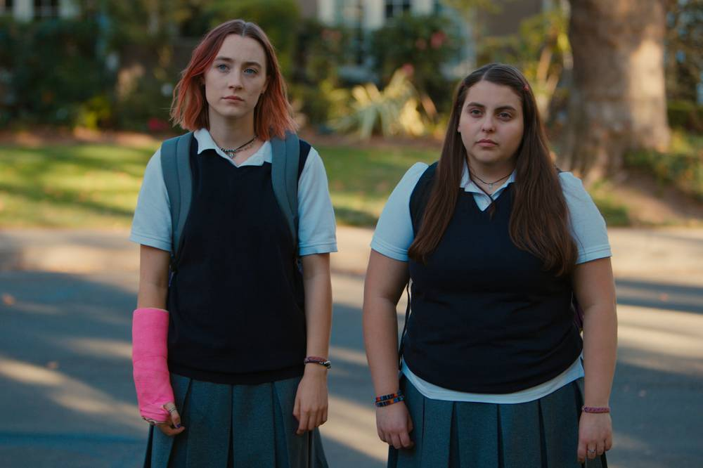'Lady Bird' tells a smart and amusing coming-of-age story