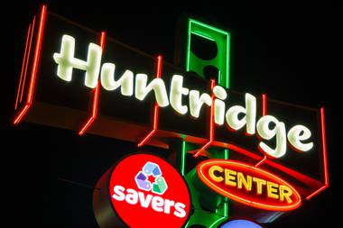 Hunridge Center, The Rainbow Club and the Flamingo, of course.